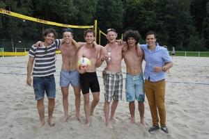Beachvolleybal 2015